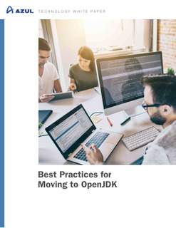 Best Practices for Moving from Oracle JDK to OpenJDK