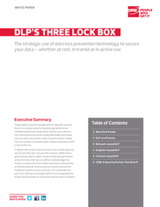 DLP's Three-Lock Box