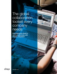 The Global Collaboration Toolset Every Company Needs