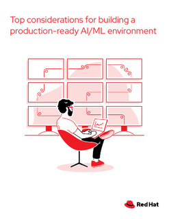 Top Considerations for Building a Production-ready AI/ML Environment