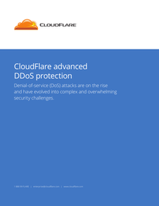 Stop DDoS Attacks with Advanced, Effective Protection