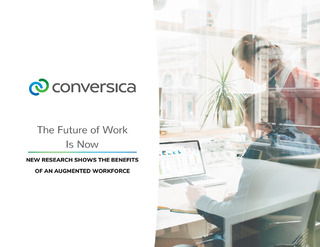 The Future Of Work Is Now
