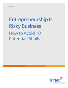 Entrepreneurship Is Risky Business – How to Avoid 10 Pitfalls