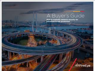 A Buyer's Guide: How to Evaluate Network Security for Advanced Threat Protection