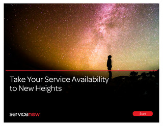 Take Your Service Availability to New Heights