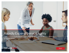 Rapidly Expand Service Agility