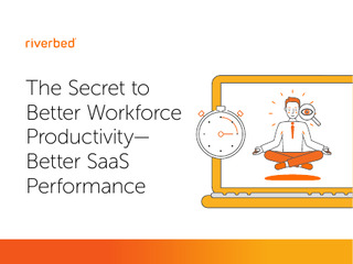 The Secret to Better Workforce Productivity — Better SaaS Performance