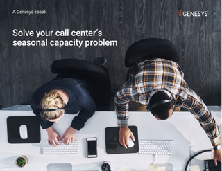 Solve Your Call Center's Seasonal Capacity Problem