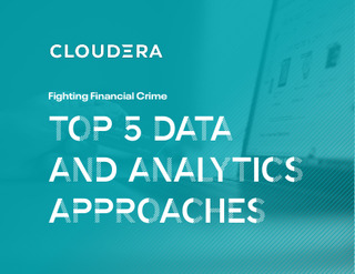 Fighting Financial Crime – Top 5 Data and Analytics Approaches