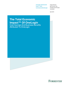 Forrester TEI Report