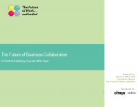 White Paper: The Future of Business Collaboration