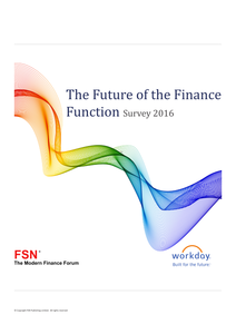 The Future of the Finance Function