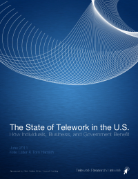 The State of Telework in the U.S.