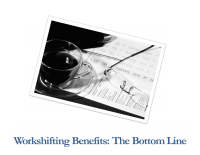 Workshifting Benefits: The Bottom Line