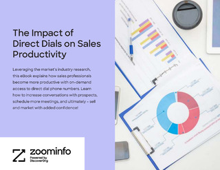 The Impact of Direct Dials on Sales Productivity