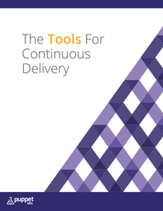 The Tools for Continuous Delivery
