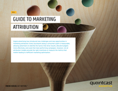 Guide to Marketing Attribution