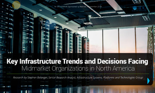 Key Infrastructure Trends and Decisions Facing Midmarket Organizations in North America