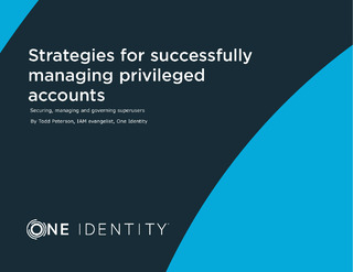 Strategies for Successfully Managing Priveleged Accounts
