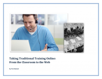 Taking Traditional Training Online: From the Classroom to the Web