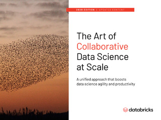 The Art of Collaborative Data Science at Scale