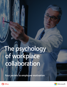 The Psychology of Workplace Collaboration