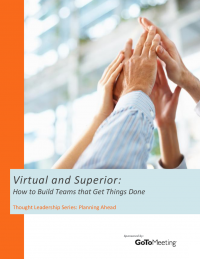 Virtual and Superior: How to Build Teams that Get Things Done
