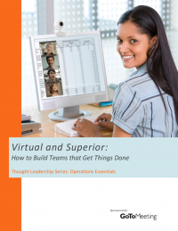 Virtual & Superior: How to Build Teams that Get Things Done Part 2