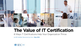 6 Ways IT Certifications Help Your Organization Thrive