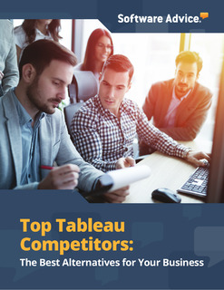Discover how top Business Intelligence systems compare to Tableau