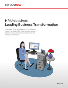 HR Unleashed: Leading Business Transformation