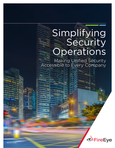 Simplifying Security Operations