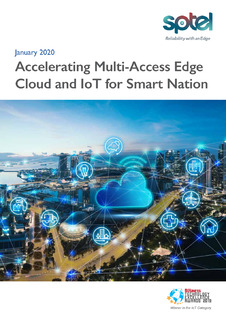 White Paper: Accelerating Multi-Access Edge Cloud and IoT for Smart Nation