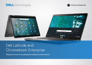 Dell Latitude Chromebook Enterprise