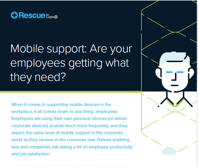 Mobile Support: Are Your Employees Getting What They Need?