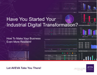 Have You Started Your Industrial Digital Transformation?