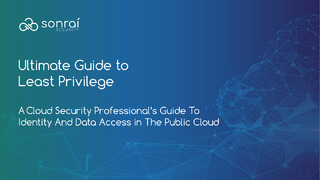 Cloud Guide to Achieving the Principle of Least Privilege