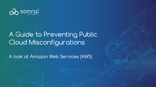 Preventing Public Cloud Misconfigurations