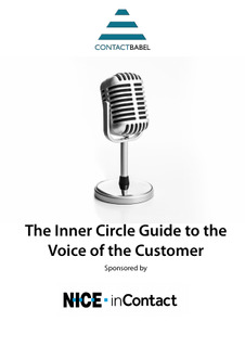 The Inner Circle Guide to the Voice of the Customer