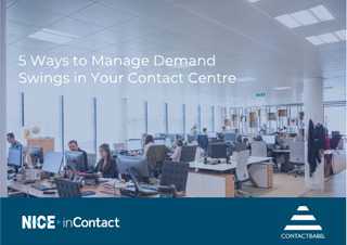 5 Ways to Manage Demand Swings in your Contact Centre