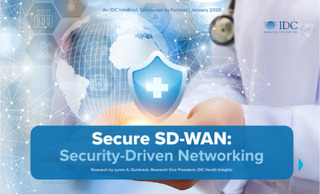 Secure SD-WAN: Security-Driven Networking