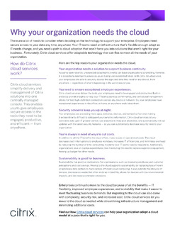 Pulse Survey: Accelerating your journey to the cloud