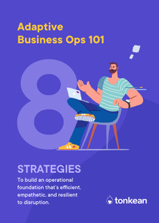 Adaptive Business Operations 101