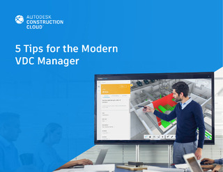 5 Tips for the Modern VDC Manager