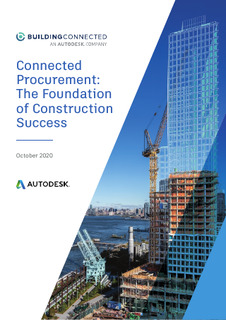 Connected Procurement: The Foundation of Construction Success
