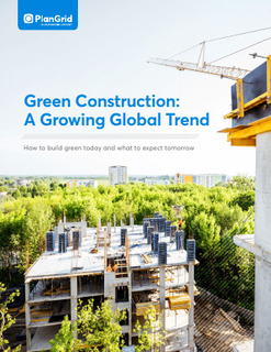 Green Construction: A Growing Global Trend