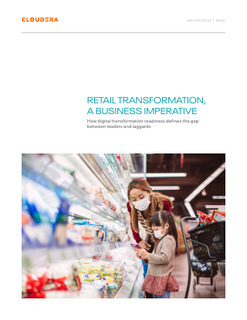 Retail Transformation, a Business Imperative