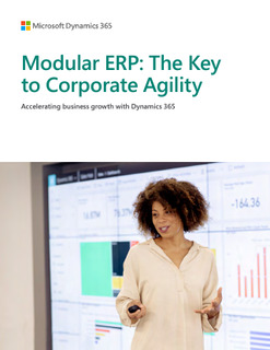 Modular ERP: The Key to Corporate Agility
