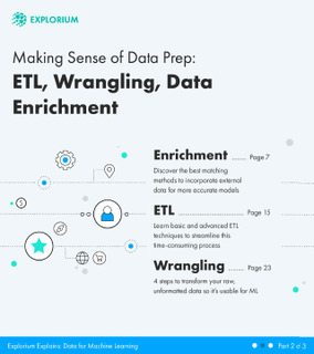 Making Sense of Data Prep: ETL, Wrangling, and Data Enrichment
