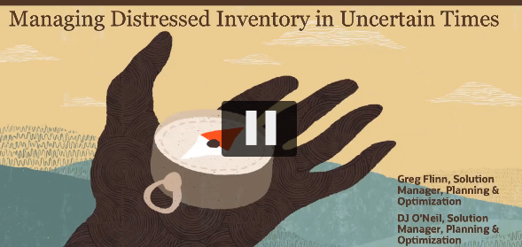 Managing Distressed Inventory in Uncertain Times